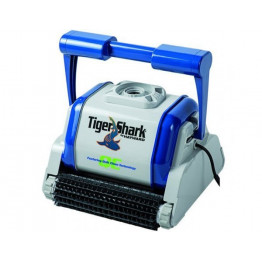 Robot piscine électrique Tiger shark Quick Clean picot