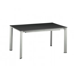 Table de jardin Loft Allongeable-arg/gris