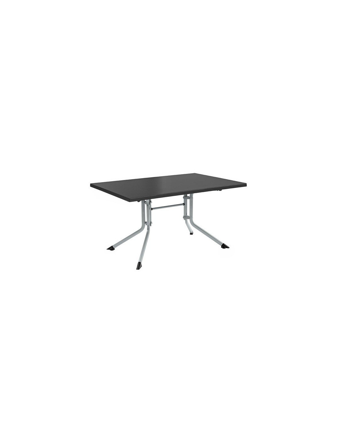Table pliante de jardin ADVANTAGE carrée aluminium