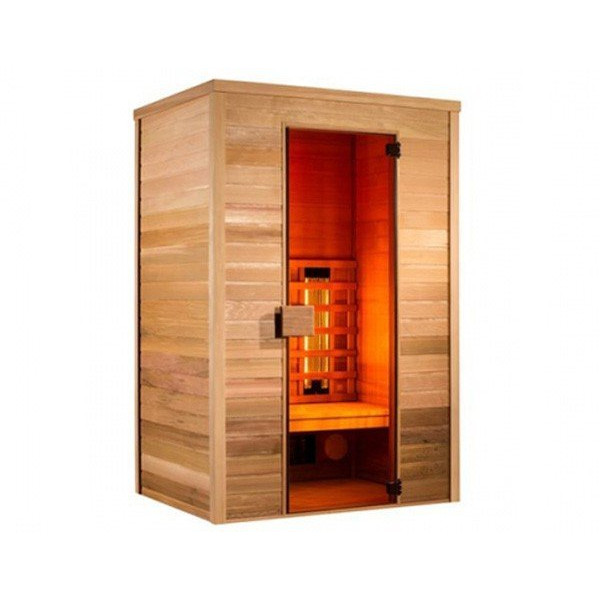 Sauna infrarouge Multiwave 2